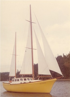The Spellbound on Puget Sound, 1976